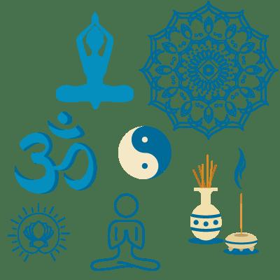icons curso de mindfulness