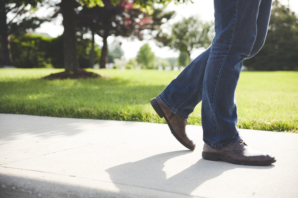 passos-caminhada